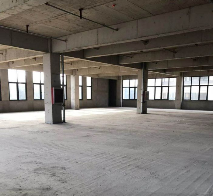 二七区陇海路西四环框架工业厂房1800平准现房招租