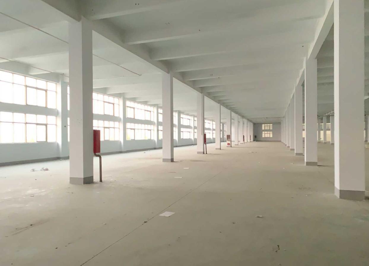 西四环高架旁,产业园区标准化厂房招商
