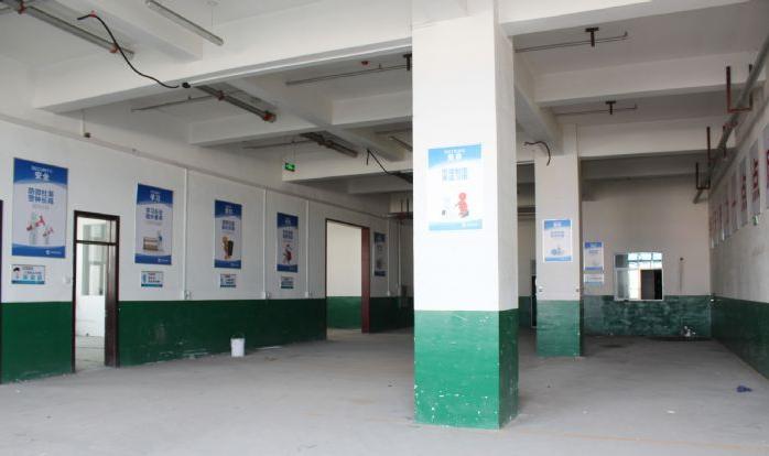 郑州高新区西四环标准工业厂房仓库办公楼租赁1800平