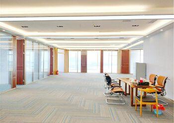 宝安中心区,易尚中心,精装505平,双面采光电梯口图片3