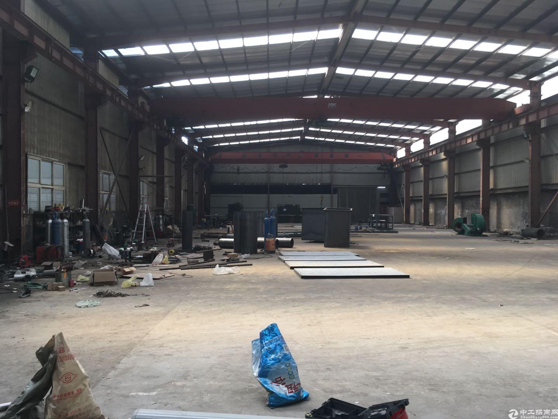 出租胶州福州北路1600平及小厂房仓库2部吊车