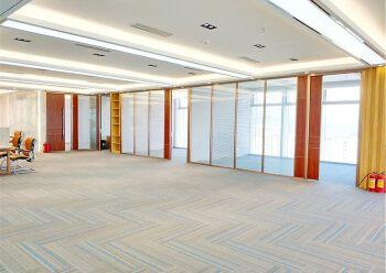 宝安中心区,易尚中心,精装505平,双面采光电梯口图片2