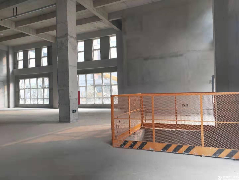 两层独栋厂房出售1500平米,层高7.9米,送阳台