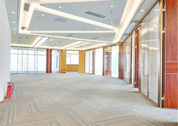宝安中心区,易尚中心,精装505平,双面采光电梯口图片4