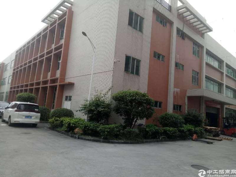 肇庆60000平方红本厂房园区证件齐全出售50年首付3成