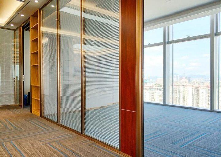 宝安中心区,易尚中心,精装505平,双面采光电梯口图片7