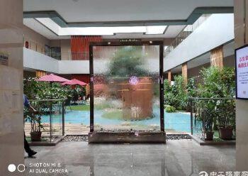 深圳北站地铁口原房东红本写字楼336平55元豪华装修图片6