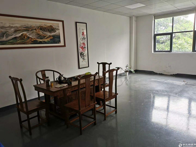 惠阳新圩园区标准厂房二楼整层1300平出租