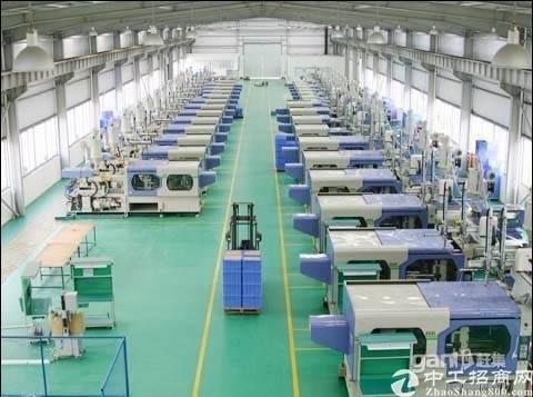 新出仓库4500平米带卸货平台空地大