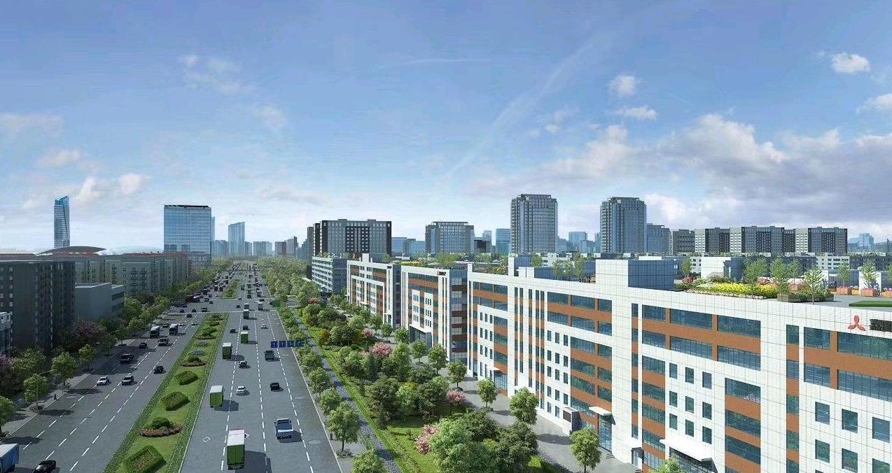 郑州电子电器产业园工业厂房现房出售