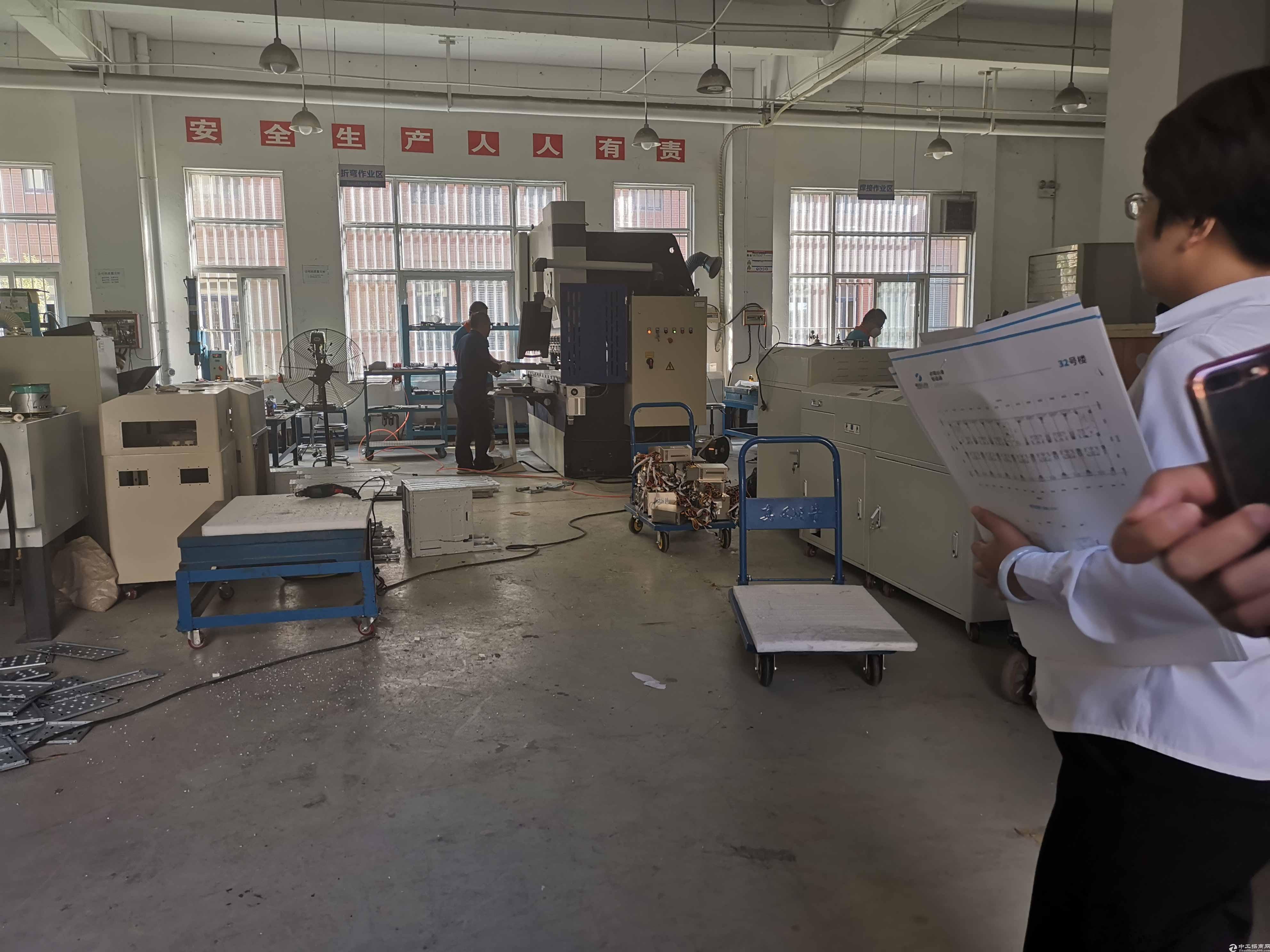 长清周边新建厂房,可环评600-10000平-图6