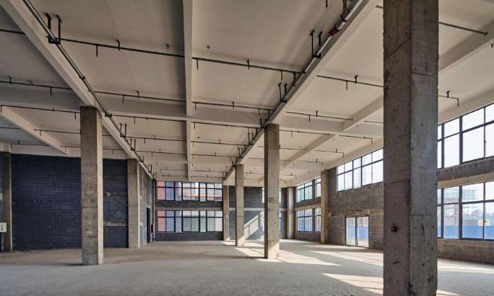 郑州智能装备产业园区标准化独栋厂房出售
