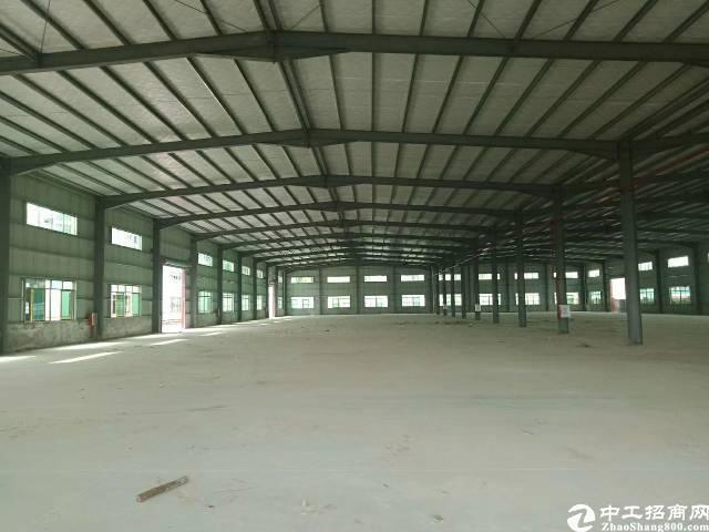 惠州市小金口独门独院钢构单一层万博app官方下载出租面积8000平