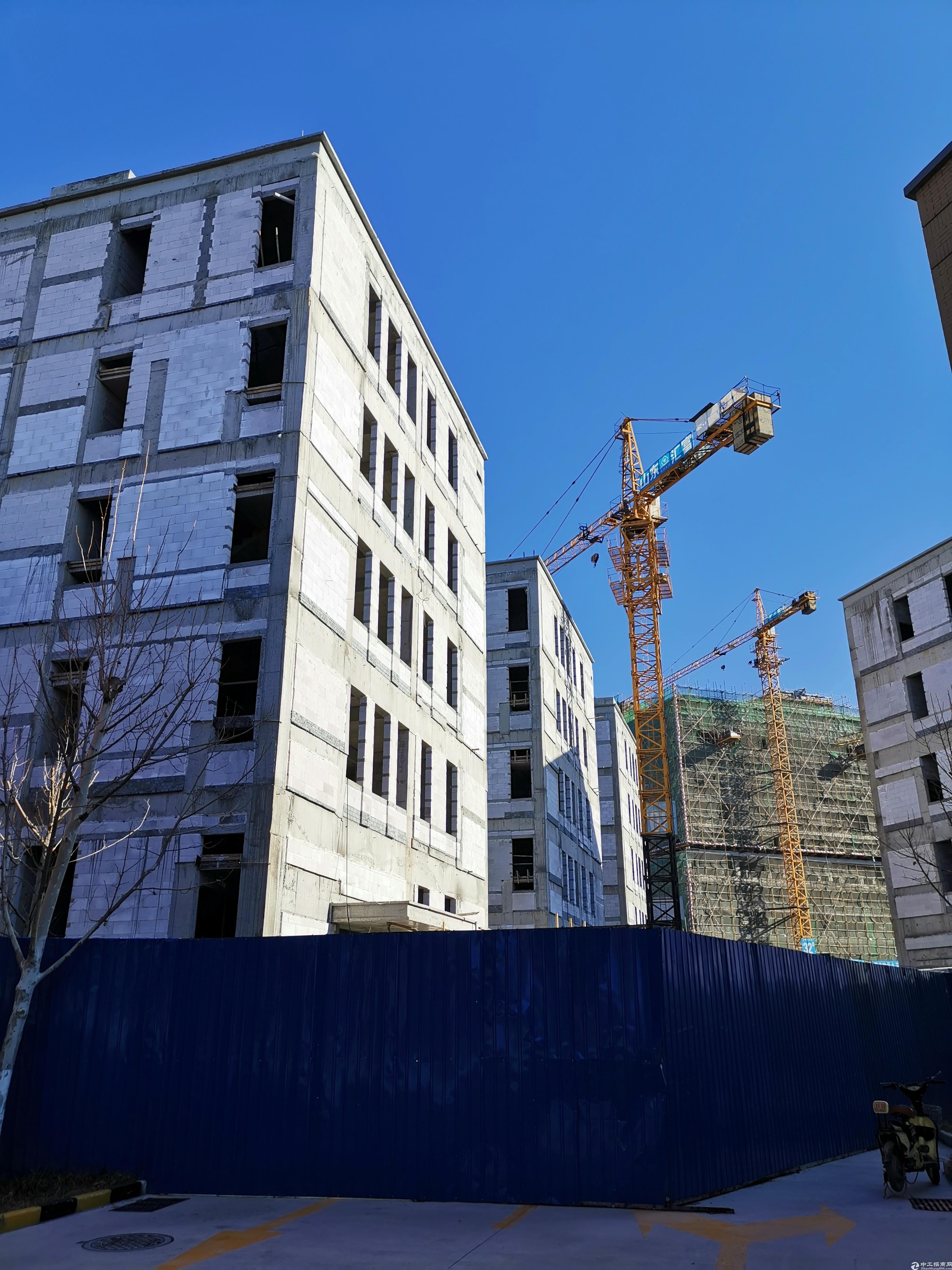 长清周边新建厂房,可环评600-10000平-图3