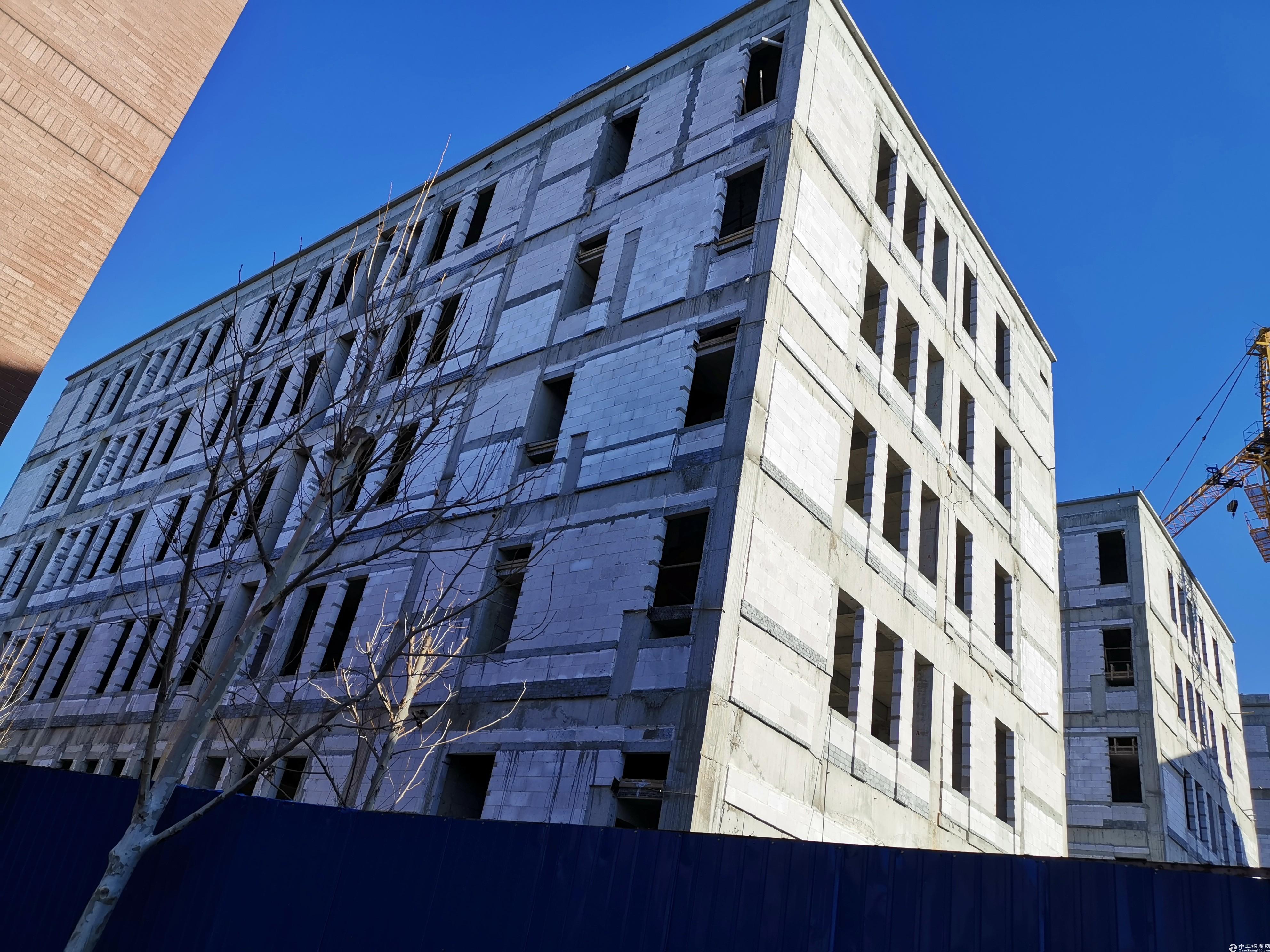 长清周边新建厂房,可环评600-10000平-图2