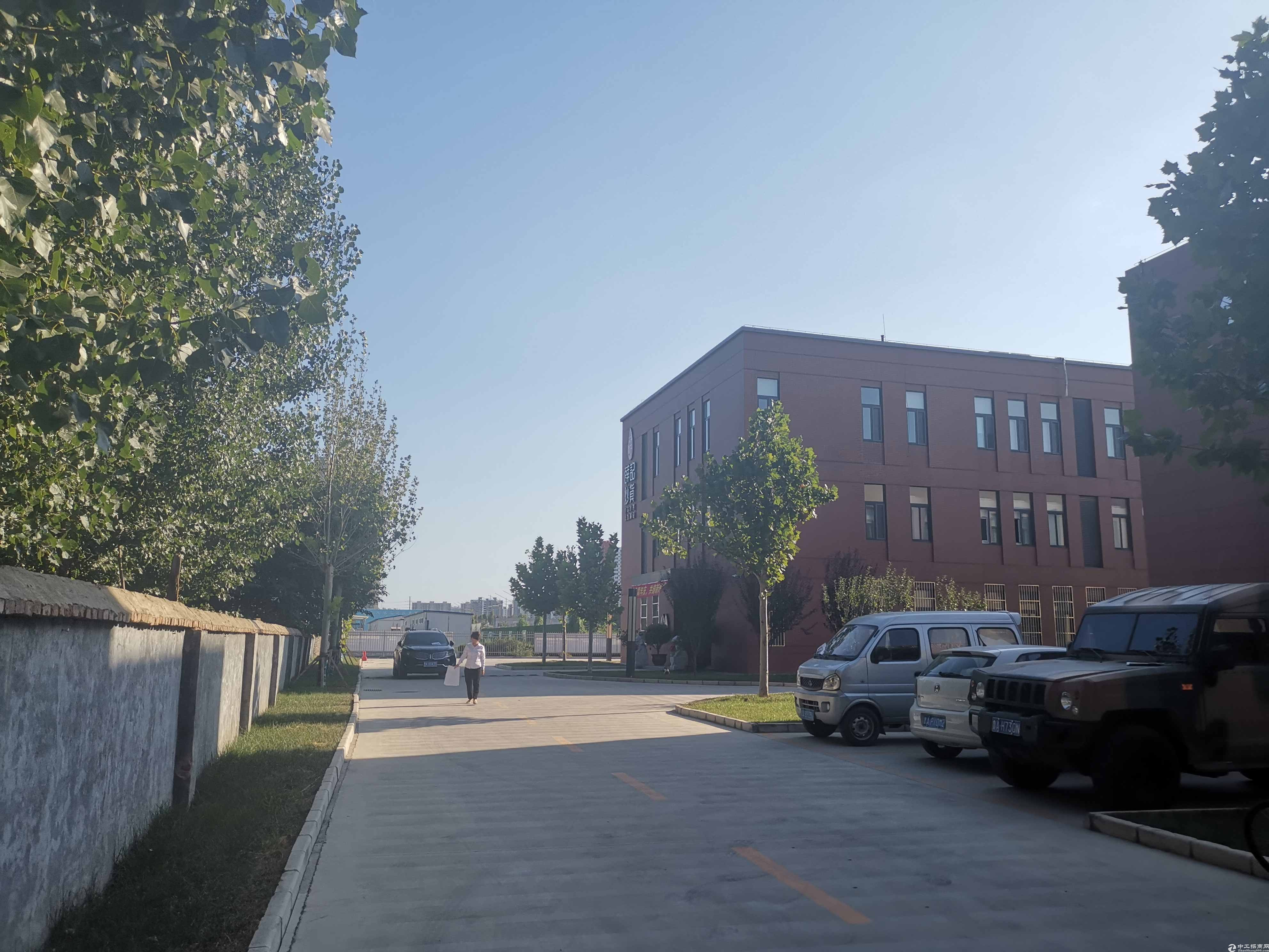 长清周边新建厂房,可环评600-10000平-图8