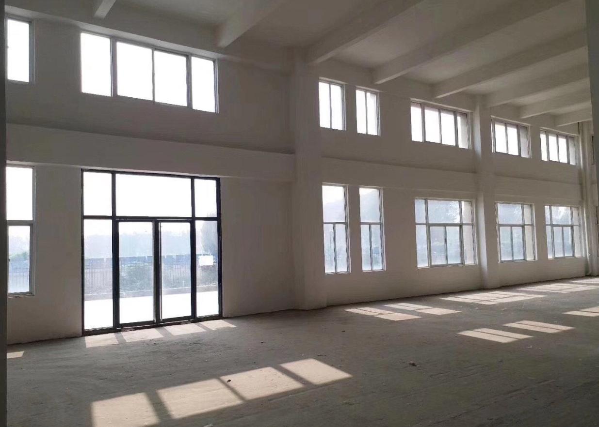 曲梁高品质独栋厂房,证件齐全大层高宽柱距