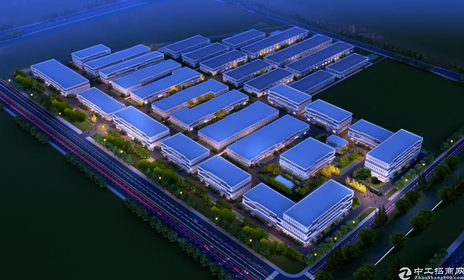 (最后3栋)稀缺单层钢结构厂房(国土50年产权)