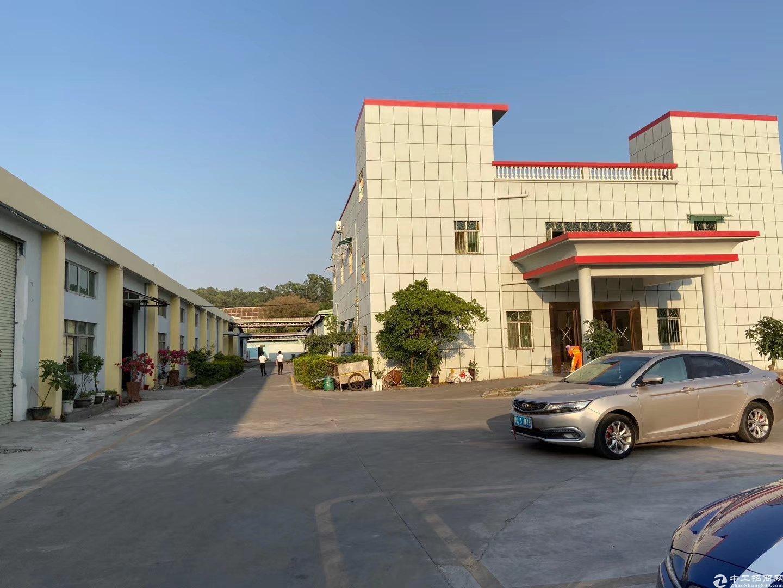惠阳镇隆新出独院层高8米6820平仓库厂房出租
