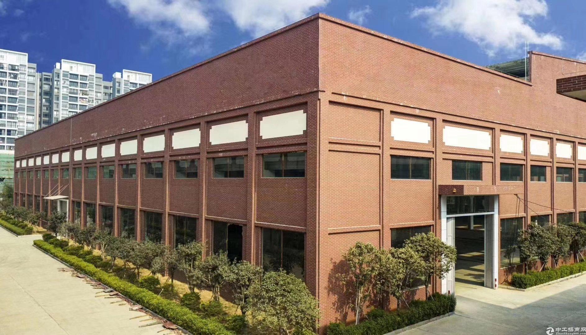 沙田工业园区占地20000㎡国有证厂房出售