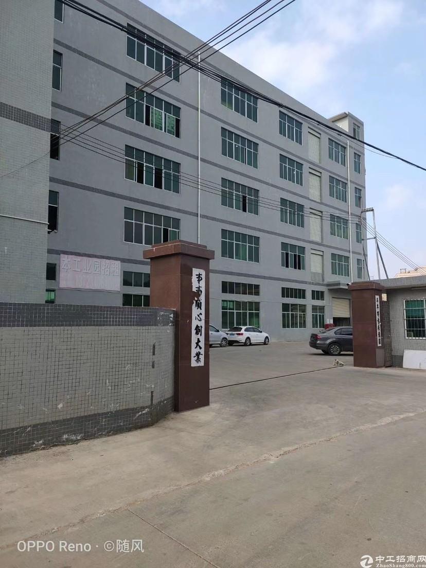 惠阳区镇隆高速路口旁标准厂房二楼2510平米