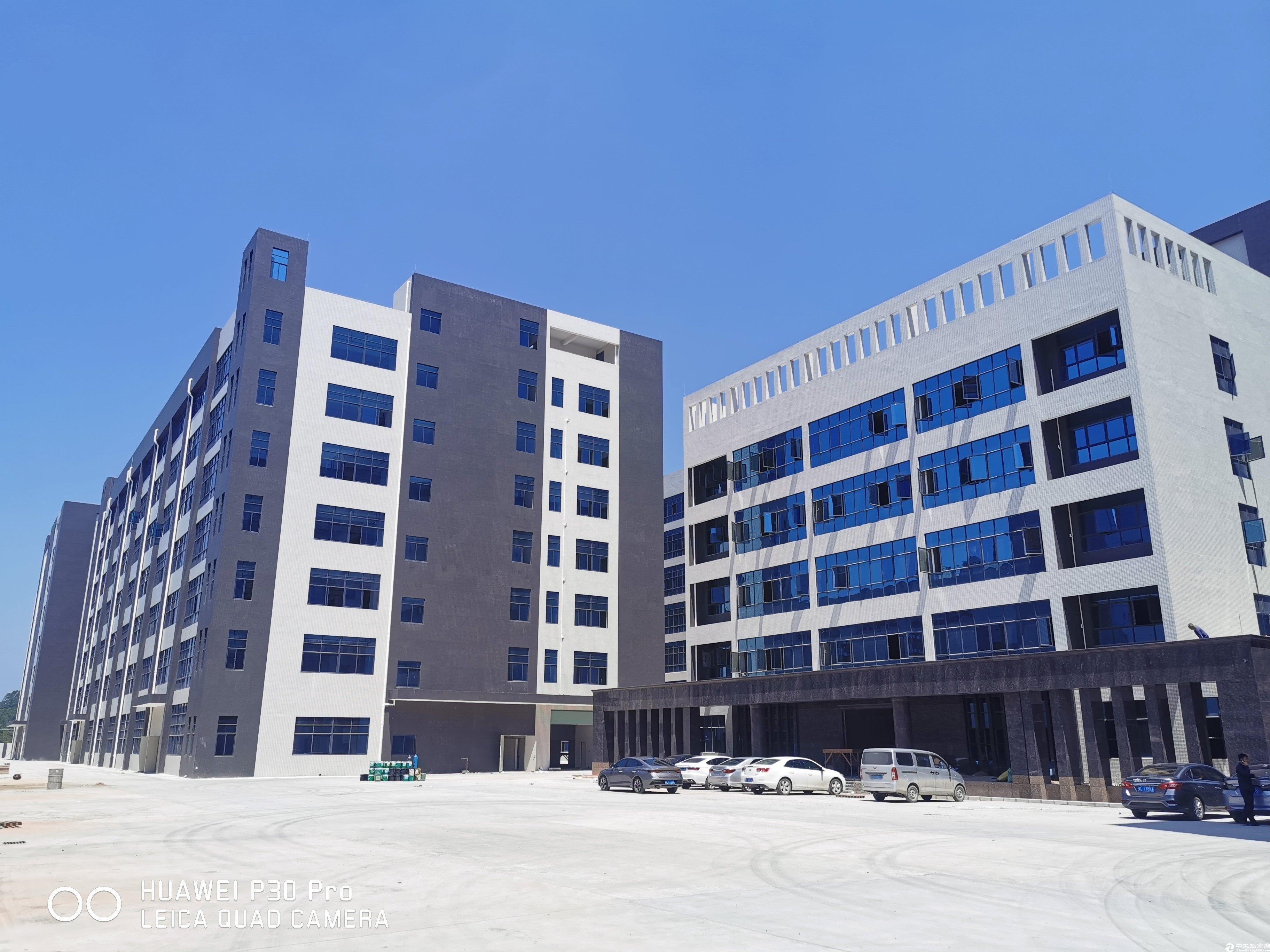 临深稀有惠州新圩6.8万㎡国有双证全新工业园出售