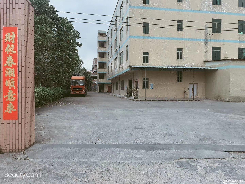 惠州惠城区独院厂房6000平米出租,三证齐全!