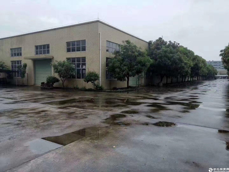 惠阳镇隆原房东单一层独院钢结构厂房7200平方招租.