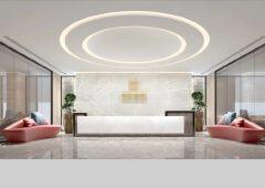 深圳北站附近,高端整层1535平,豪华私人办公会所,无转让费
