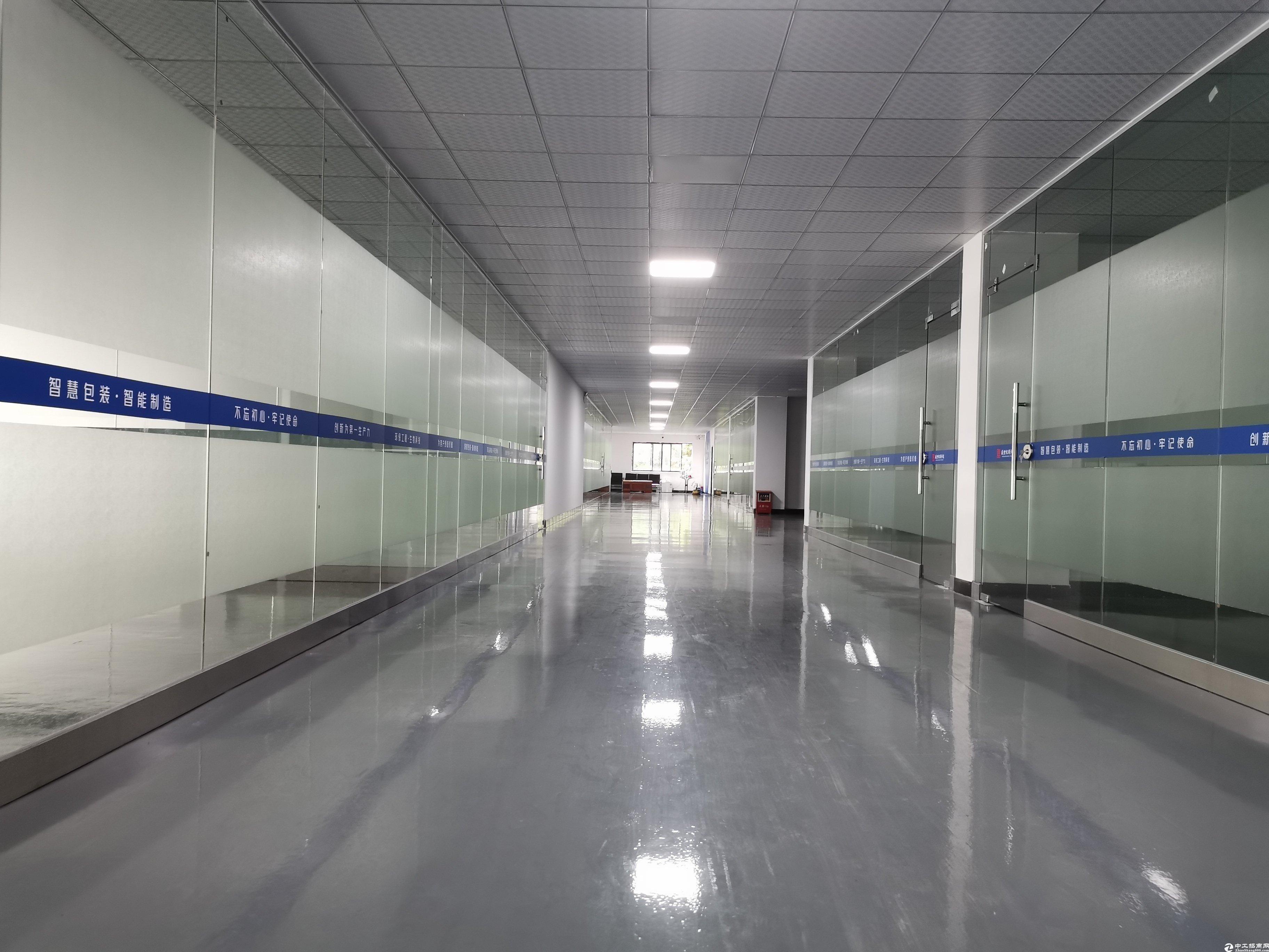 镇隆繁华地段成熟工业区二楼精装修2000平.