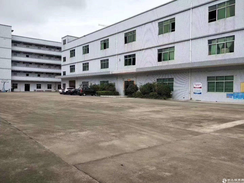 惠阳新出经典独院6400平方空地大可分租
