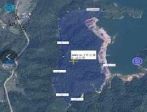 河源万绿湖占地431亩农庄附3栋别墅售1868万持续产权