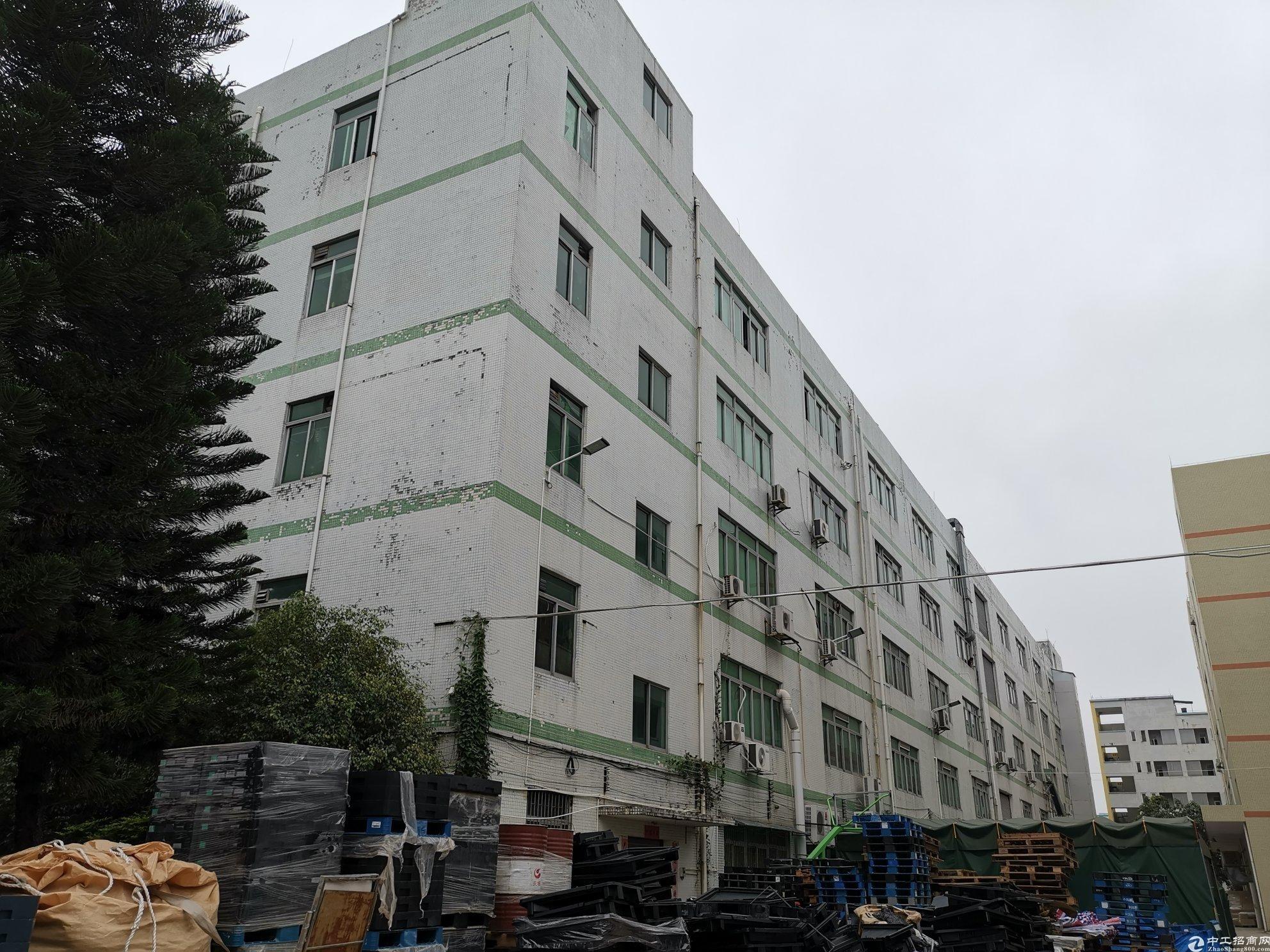陈江占地1.7万平米厂房6750平米34年售0.49亿