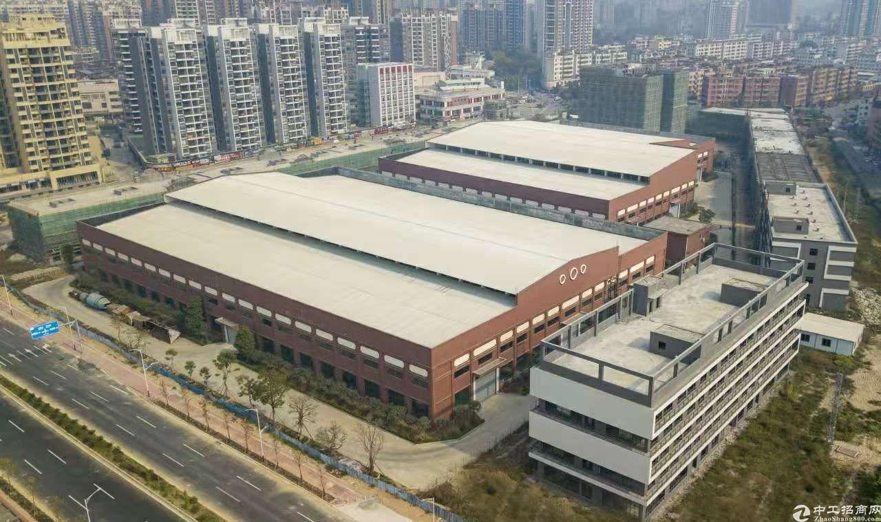 禅城张槎创意产业园8000平单一层原房东万博app官方下载出租可分租