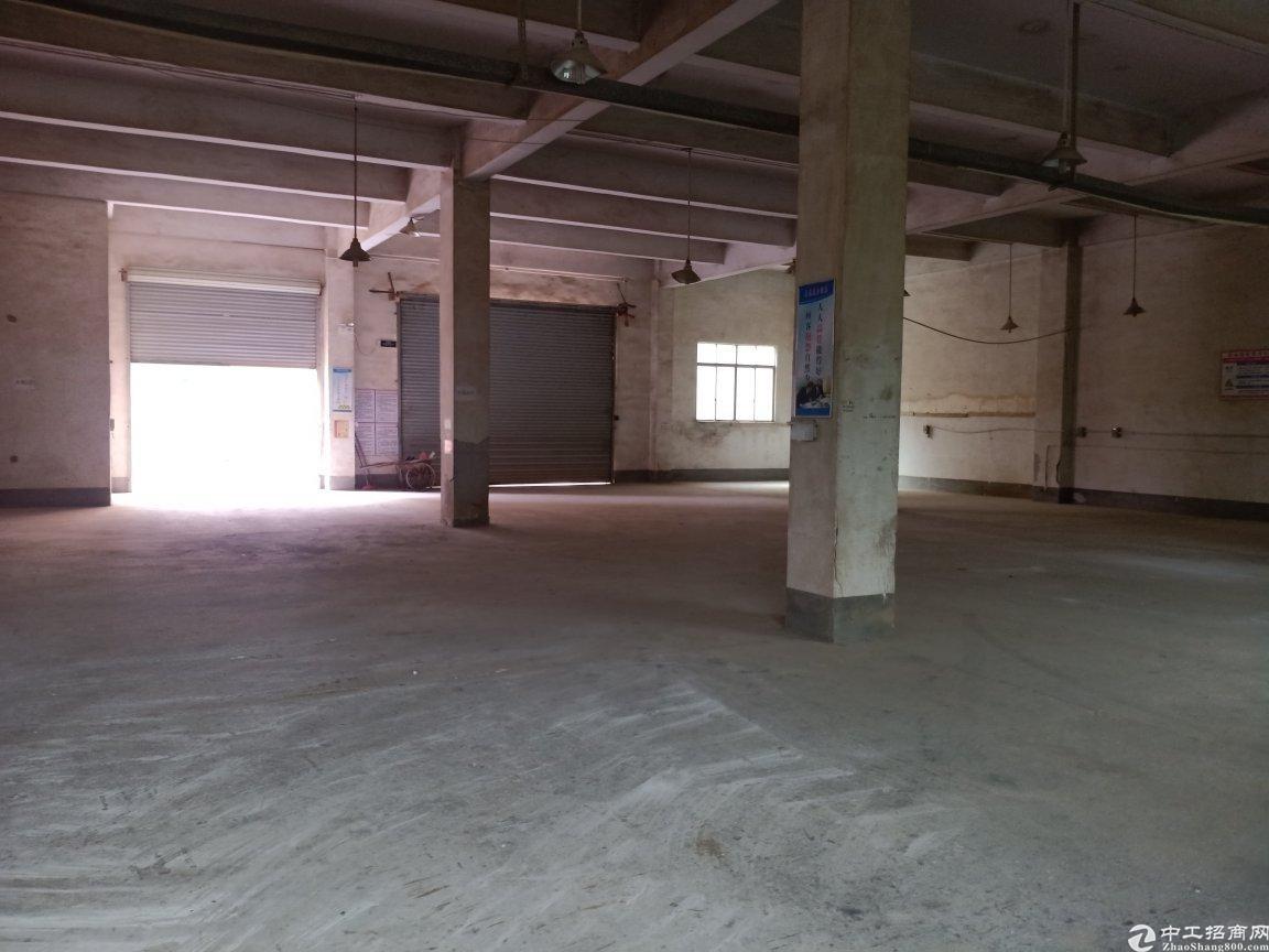 惠阳新圩塘吓原房东标准厂房独门独院6900平出租