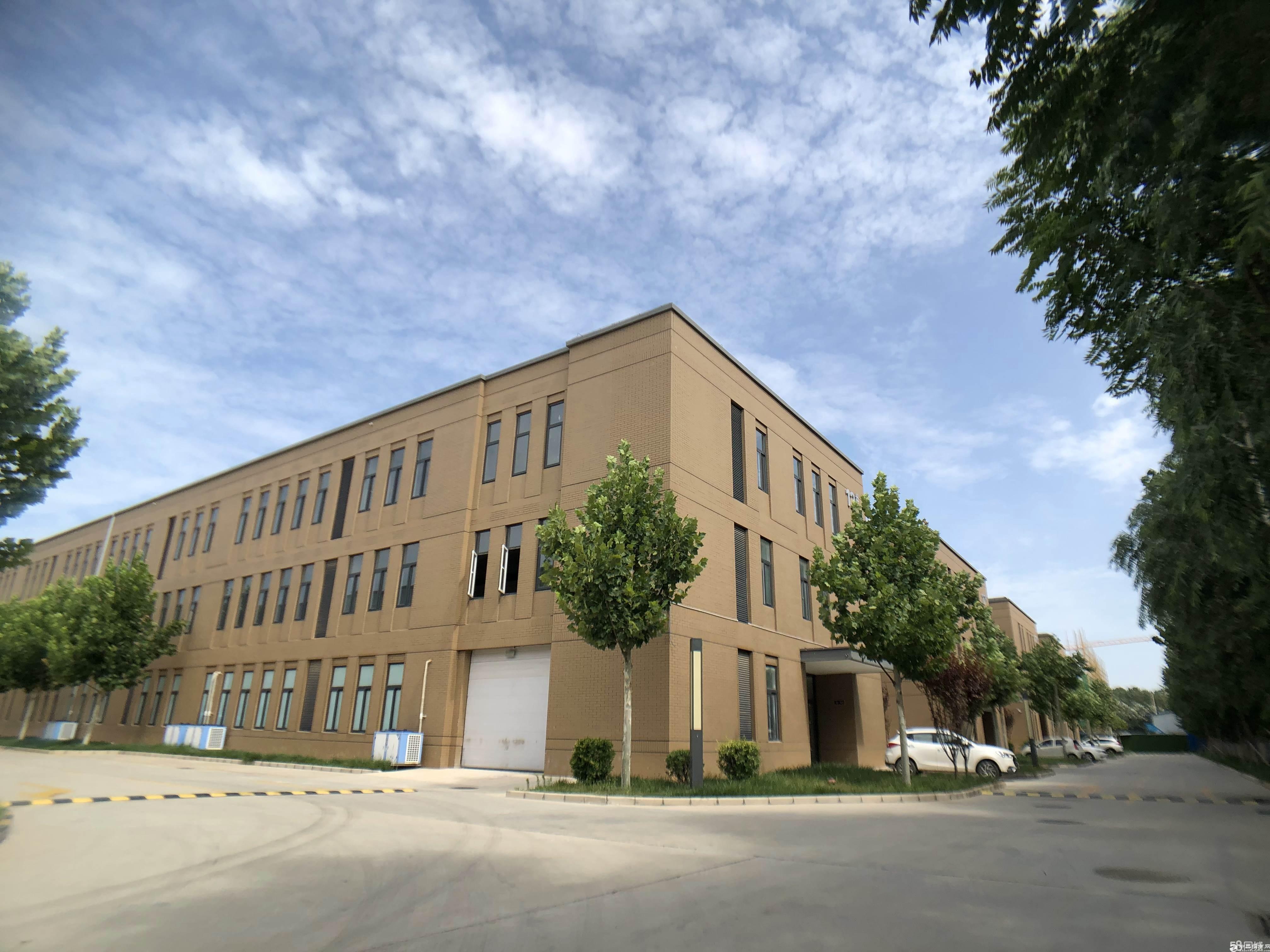长清区标准厂房,超高性价比,可环评,可生产办公-图7