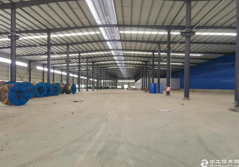 青白江工业园,13000平米,独门独院,可分租