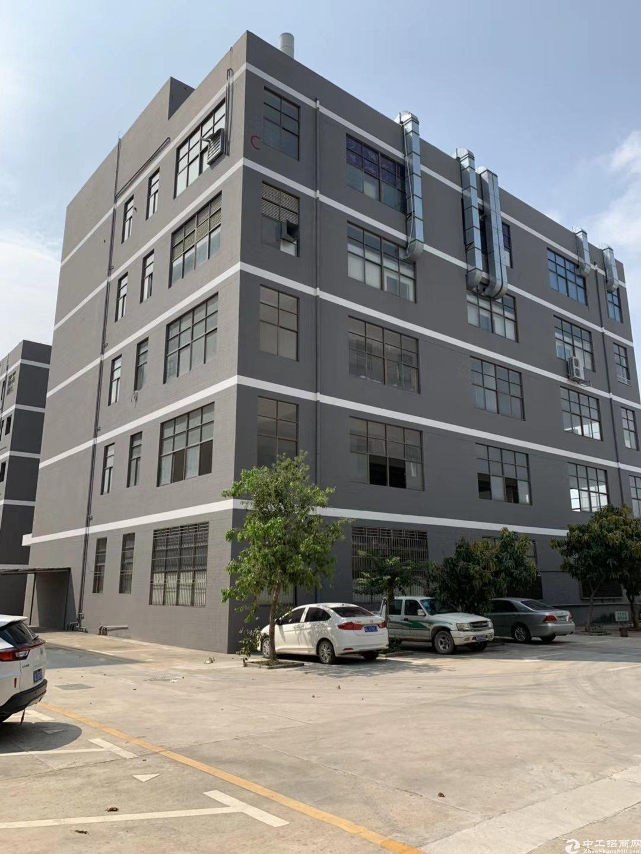 惠州市良井工业区带装修地坪漆厂房分租一层