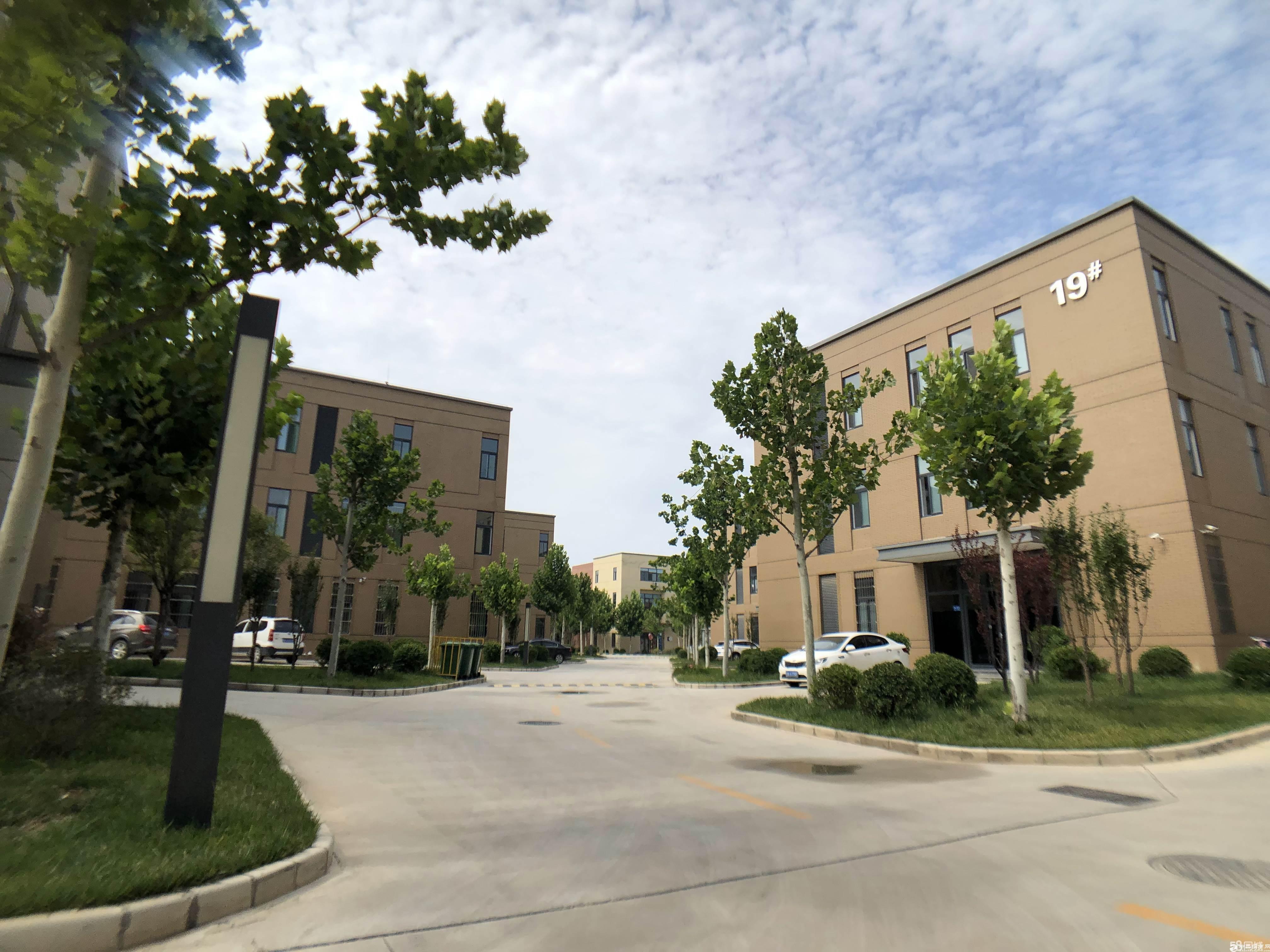 长清区标准厂房,超高性价比,可环评,可生产办公-图5