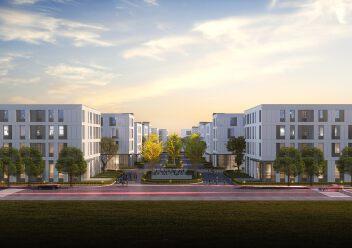邹区新建国土独栋厂房,1152-6000m²户型齐全,可贷款图片2