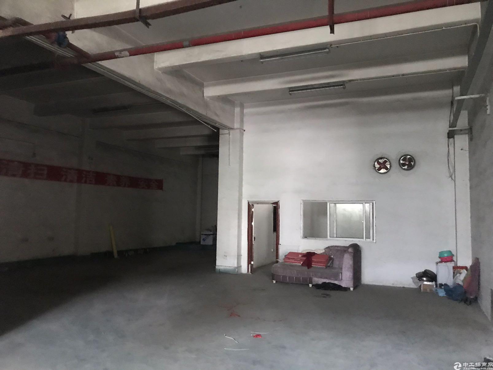 固戍一楼万博app官方下载460平米,原房东39元出租,红本物业可以办环评
