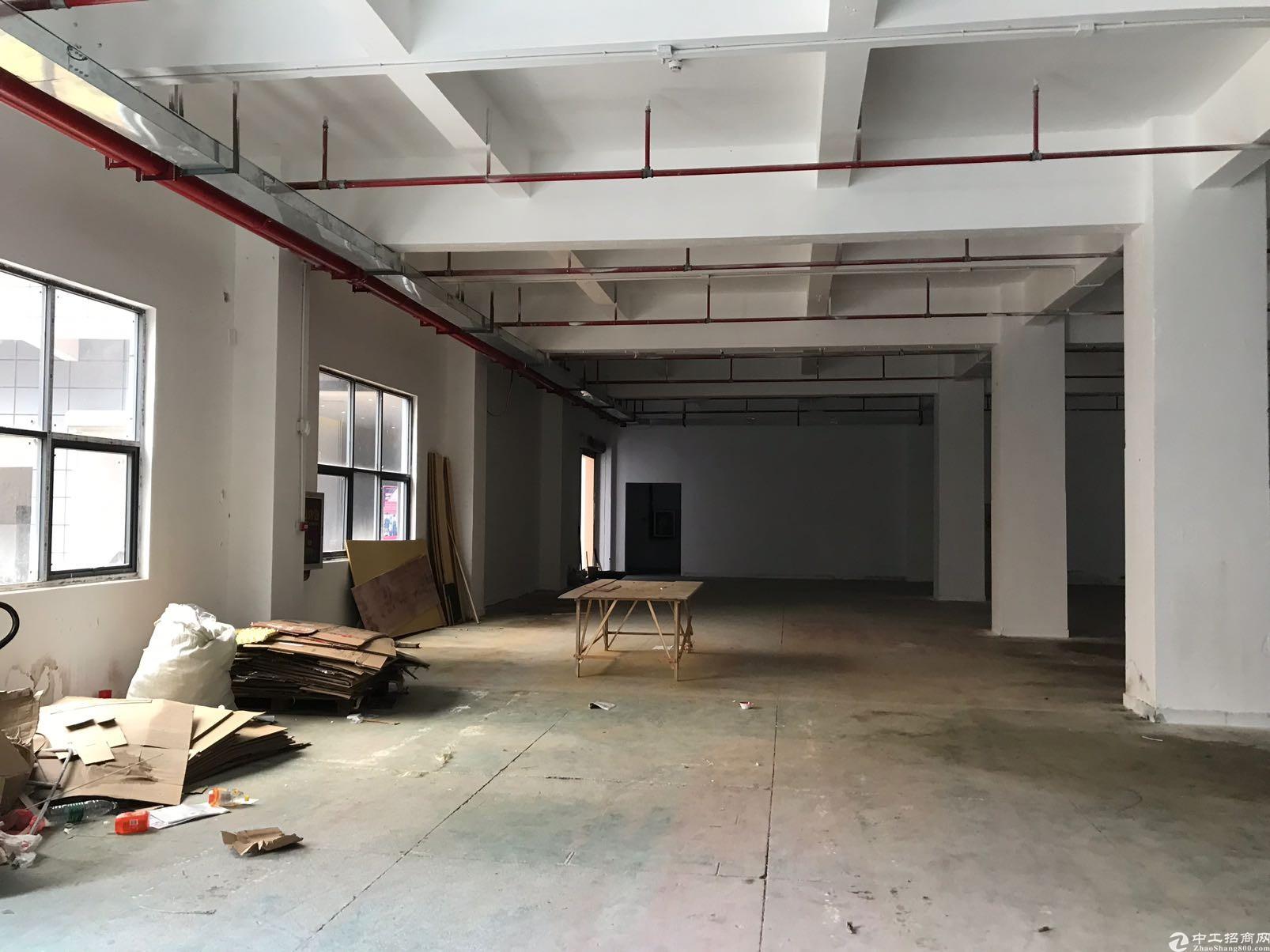 固戍新出一楼万博app官方下载586平米,适合汽车改装、注塑加工仓储