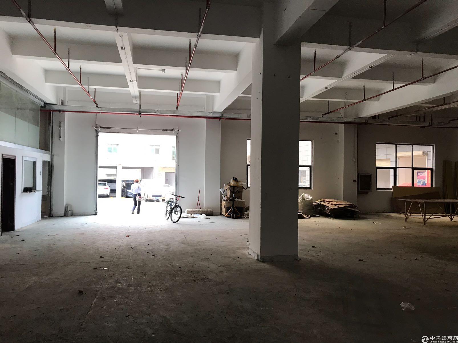 固戍新出一楼万博app官方下载586平米,原房东直接出租