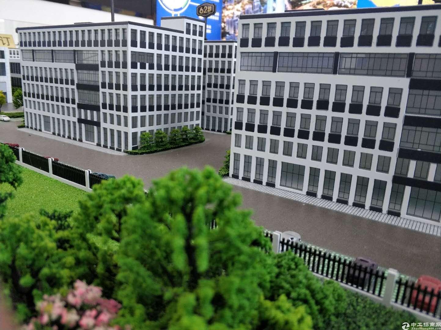 乐余产业园厂房,总价190万起!3-5层3628元/起-图6