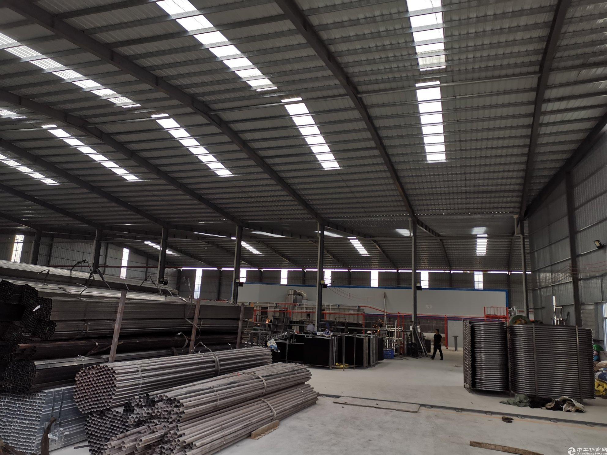 厂房5400平米高8.5米宿舍800平米0.058亿27年