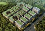新建厂房独栋2000平,50年产权可按揭