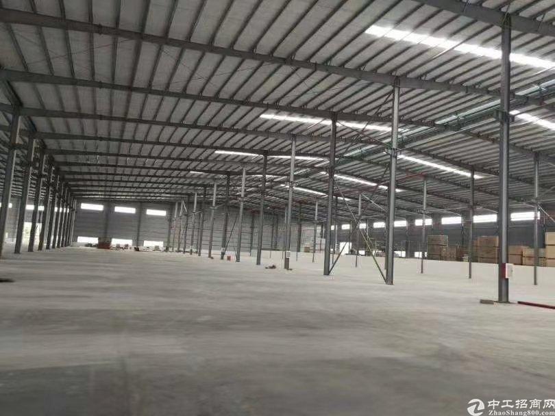 天河新塘单一层独院1500平方出租,可小加工五金等行业,