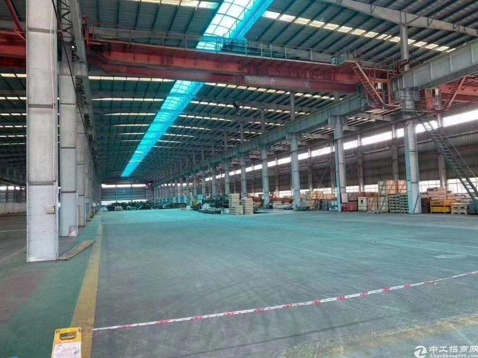 惠阳镇隆单一层厂房6500平方分租可办环评现成行车