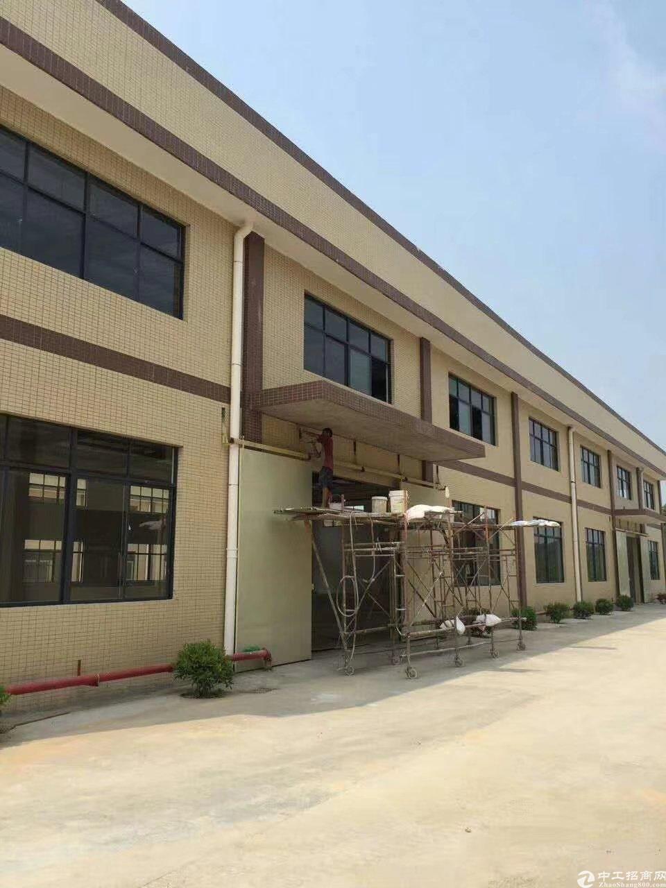 永湖厂房建筑20000平方总投资3000万