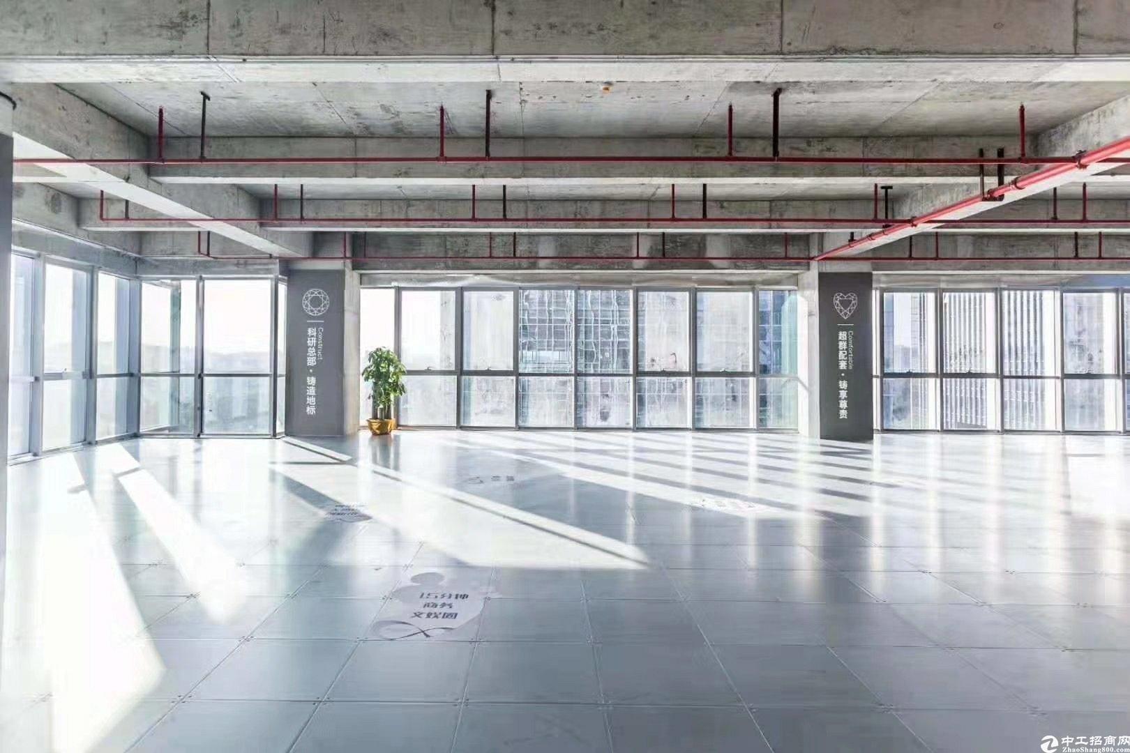 黄埔区科学城全新厂房1520平米出租适合生物科技办公研发